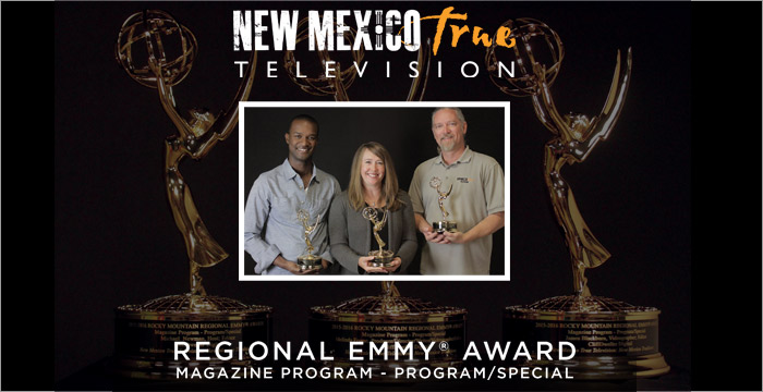 New Mexico True Television Wins Regional Emmy