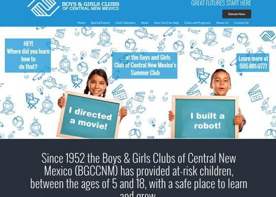 Boys & Girls Club of Central New Mexico