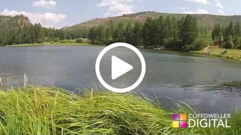 Drone Footage - Fenton Lake 2