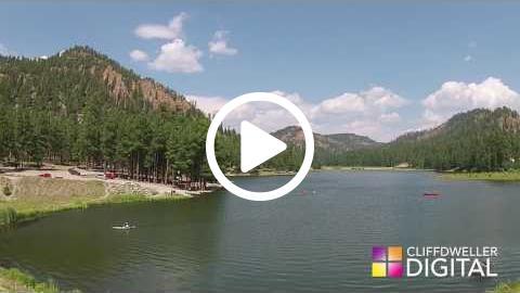 Drone Footage - Fenton Lake 1