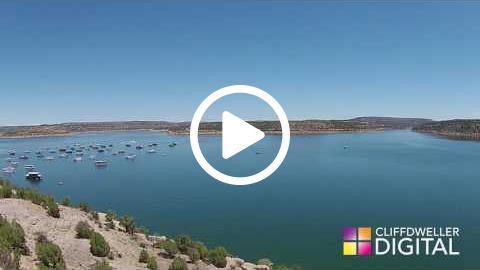 Drone Footage - Navajo Lake