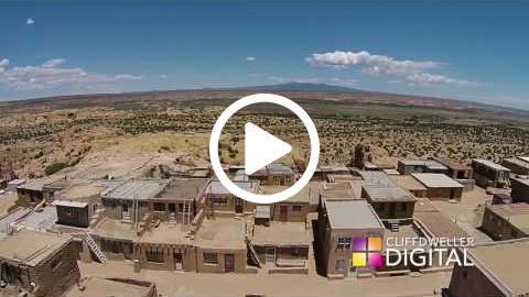 Drone Footage - Sky City